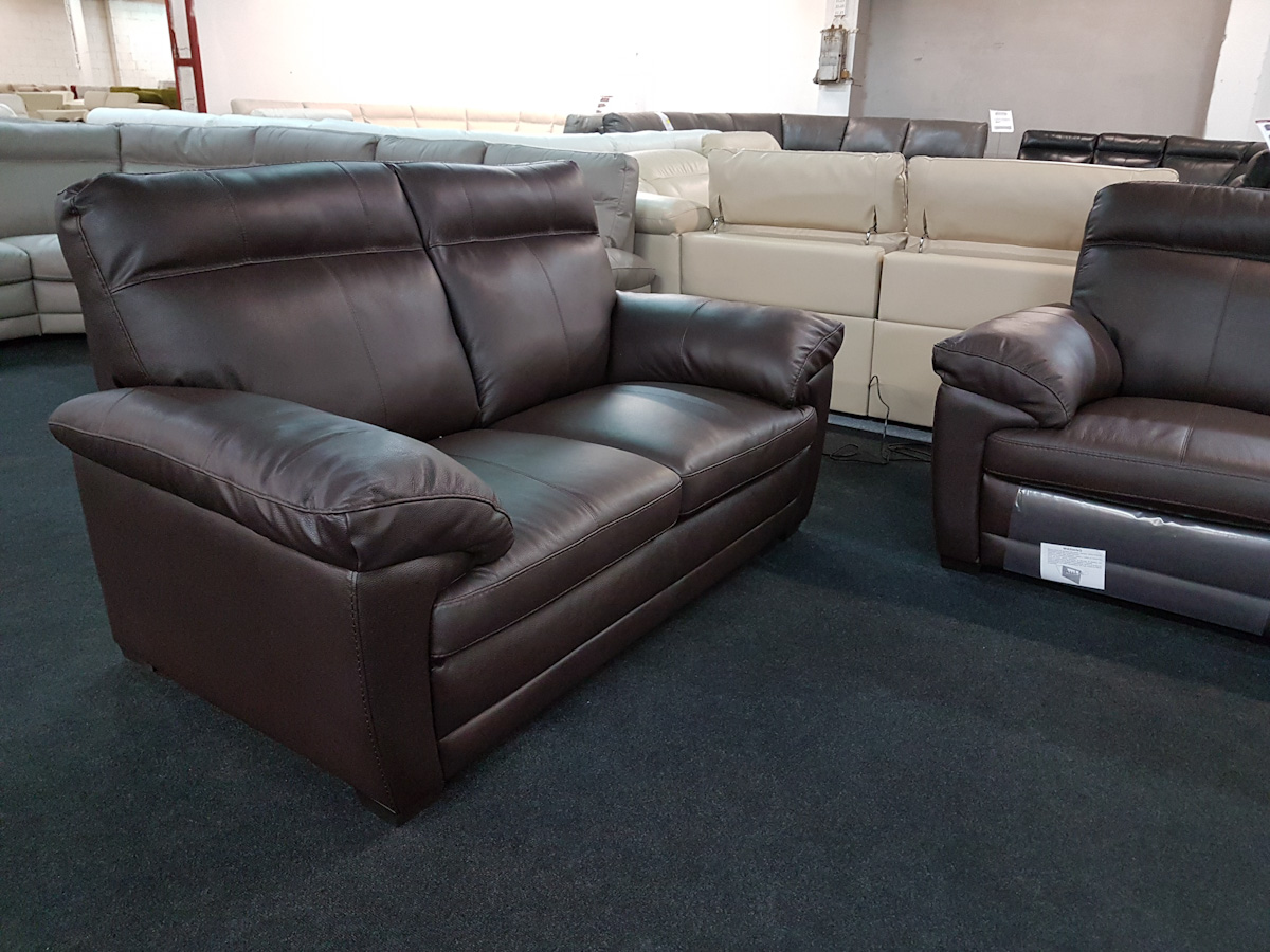 Softaly 3 2 1 b r b torv ros l garnit ra kanap outlet for Natuzzi outlet valencia